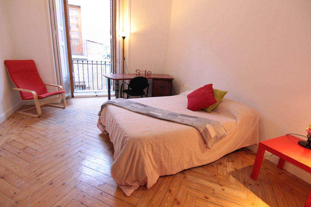 Rooms in Madrid PRN4