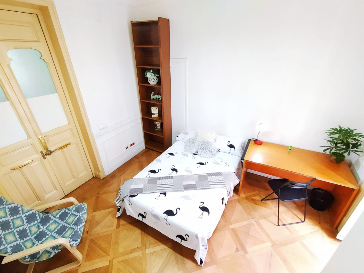 Erasmus Accommodation Madrid- LA LATINA – CJE15