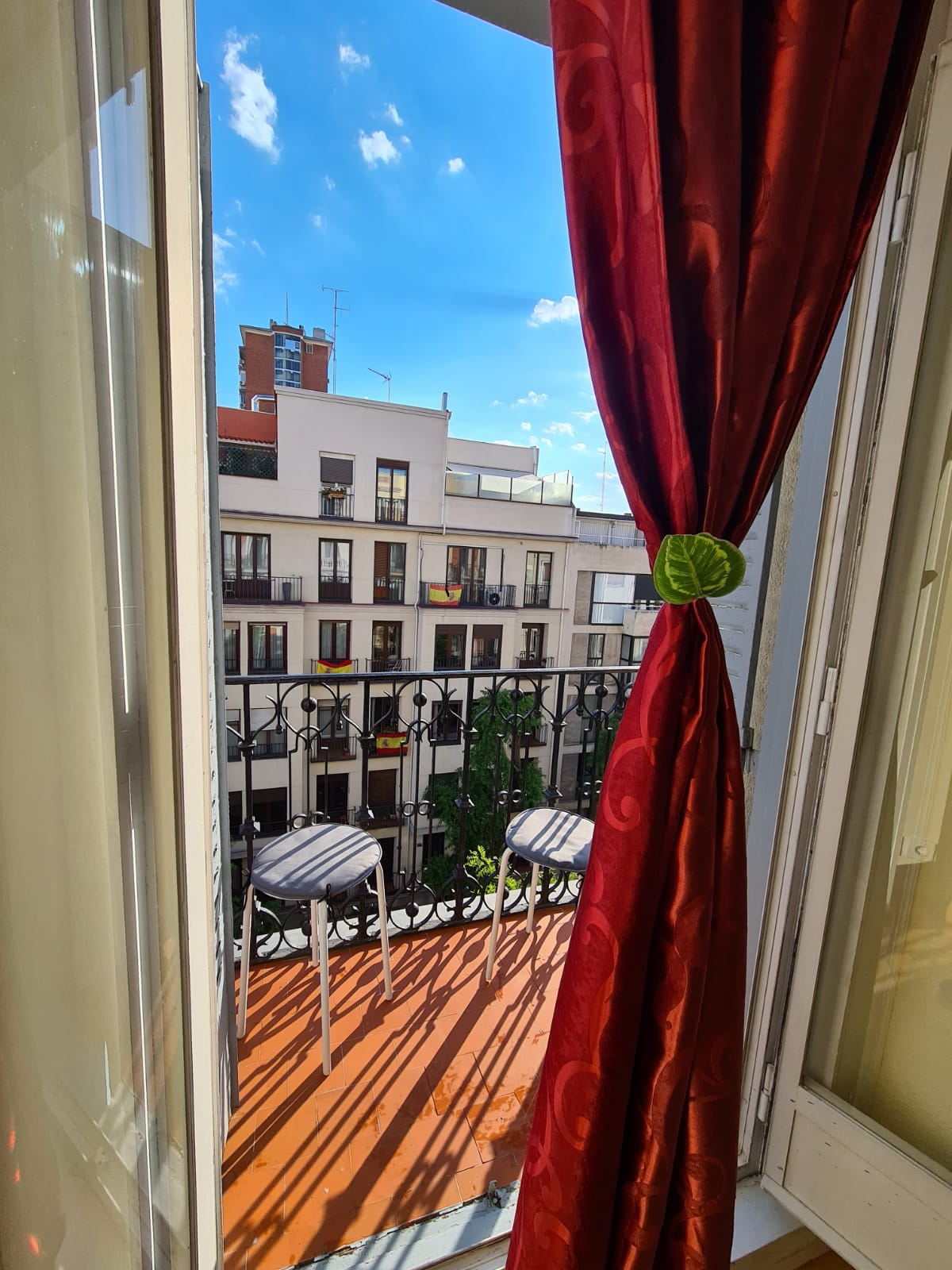 University Apartments Madrid – Arguelles – ARGC6