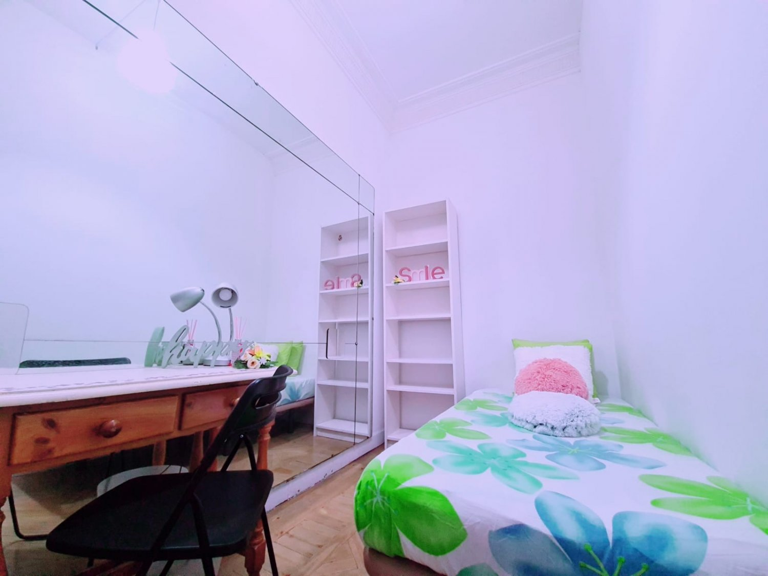 Room in Madrid – Arguelles – ARGA12