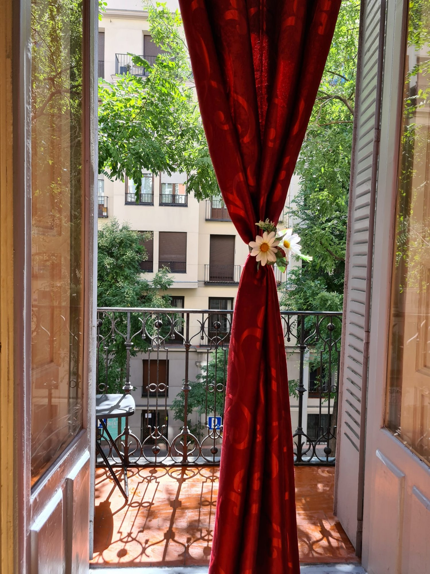 Madrid Accommodation – Arguelles – ARGA9