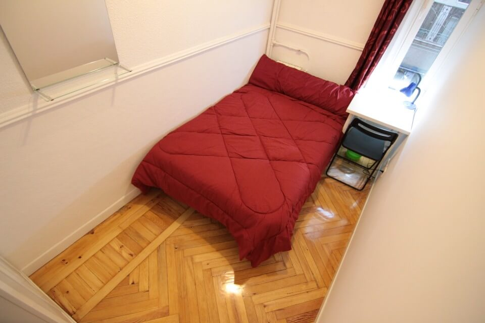 Looking for a Room to Rent Madrid – Arguelles – ARGB4