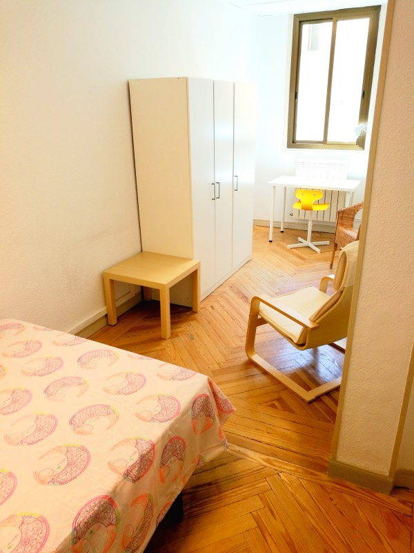 Compartir Piso Madrid – Malasaña – MLS11