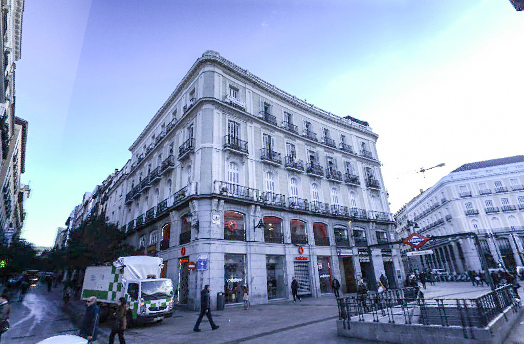 Rooms in Madrid PDS4